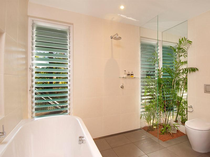 Cremorne bathroom renovation with wet room