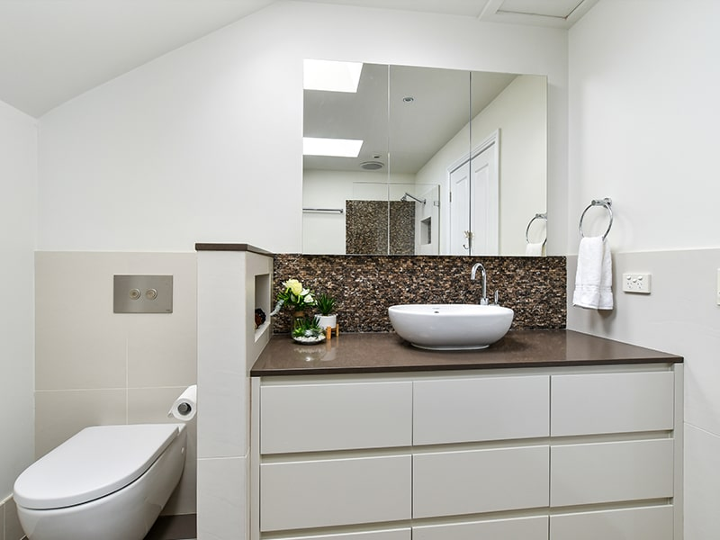 Which bathroom vanity is the most practical for your family?