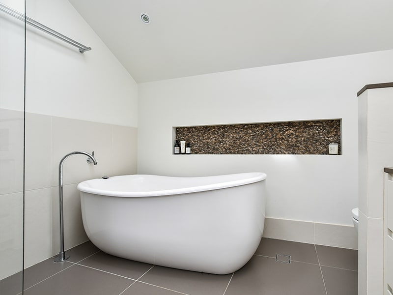 The size of your bathroom will need to accommodate your family's needs