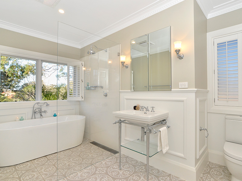 Turning your dream Sydney bathroom into a reality