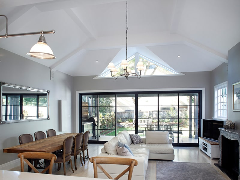 Mosman home renovation