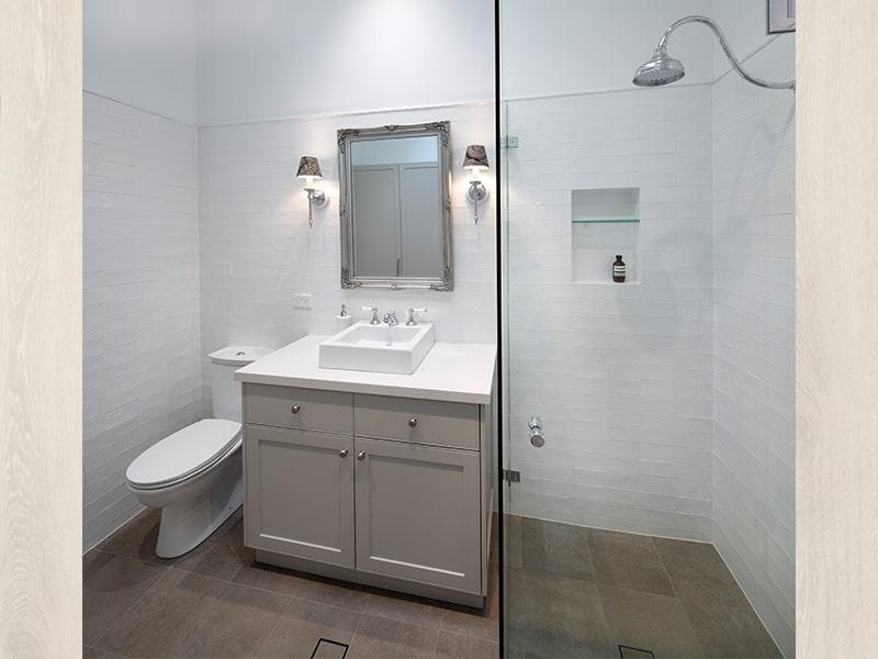 Mosman bathroom renovation