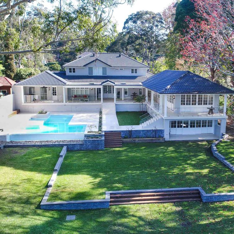 Wahroonga Complete Home Renovation