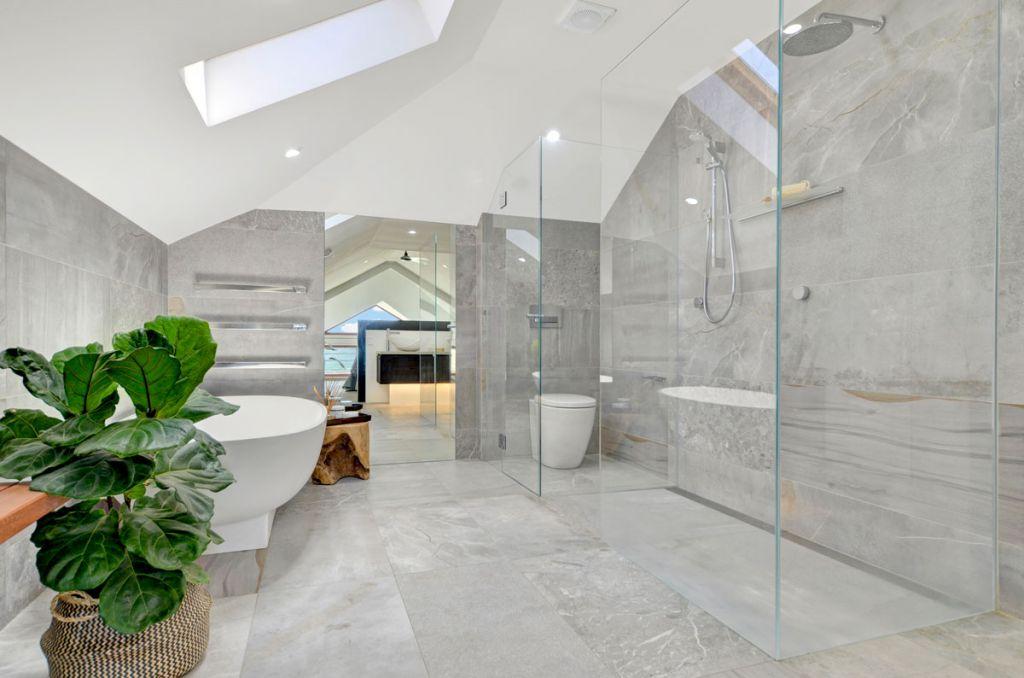 Bathroom tile trends for 2022