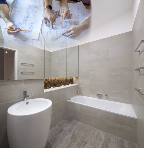 Sydney bathroom designs