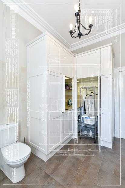Glebe bathroom designs