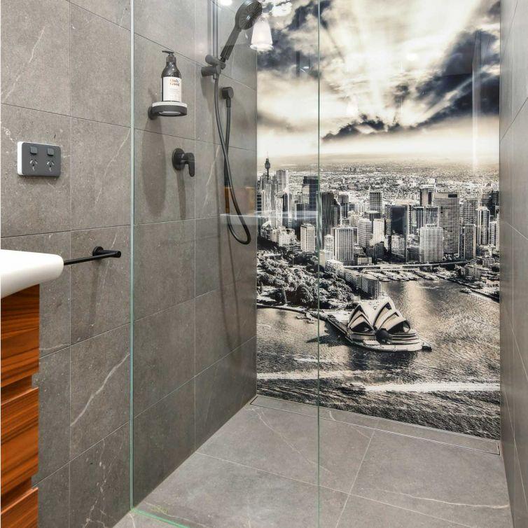 Turramurra Powder Room Design